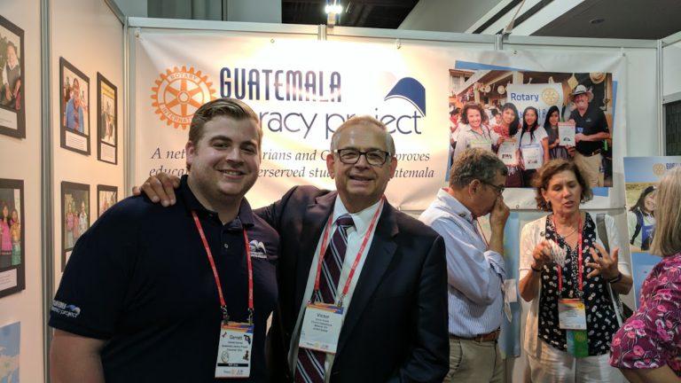 Victor Kubik and Garrett Fenchel